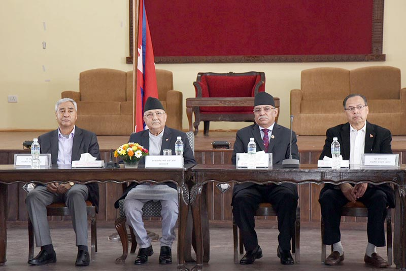 Agreements with China keeping national interest at center: PM