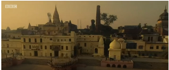 Ayodhya verdict: Indian top court gives holy site to Hindus