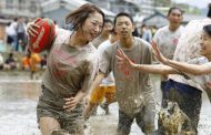 All you need is mud: Japan's new spin on rugby