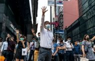 Hong Kong protests hit Burberry and Cathay Pacific