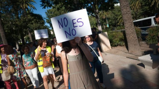 Five men acquitted of gang-raping teenager in Spain