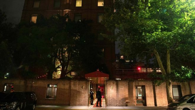 British man shot dead in robbery outside hotel in Buenos Aires