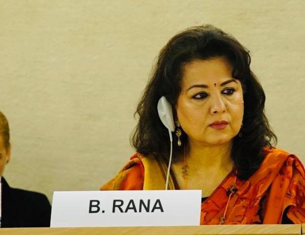 Bandana Rana re-elected to CEDAW for second term
