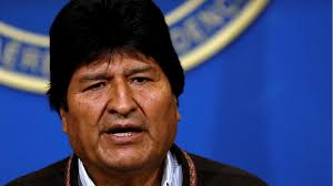 Bolivia crisis: Evo Morales says he fled to Mexico as life was at risk