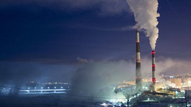Climate change: Greenhouse gas concentrations again break records