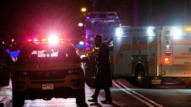 Monsey stabbing: Five people wounded at home of New York rabbi
