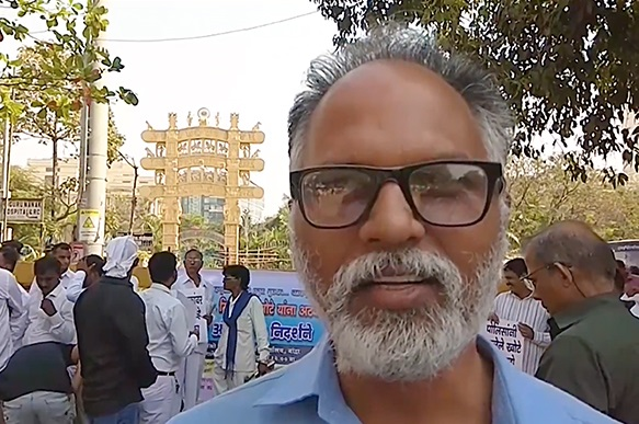 Dalit leader remains in jail as government, court 'wilfully' disrespect previous judgments