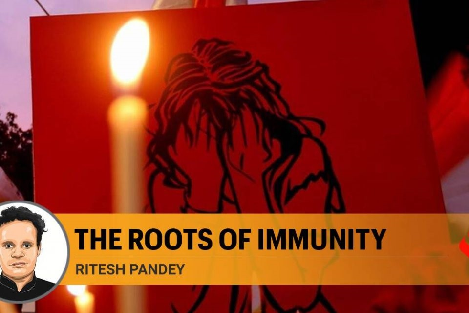 Sexual violence in rural India draws on hierarchies of land, caste, patriarchy