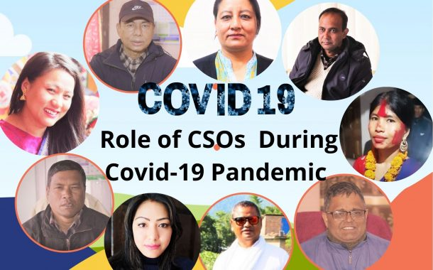 Role of Civil Society Organizations during Covid-19 Pandemic