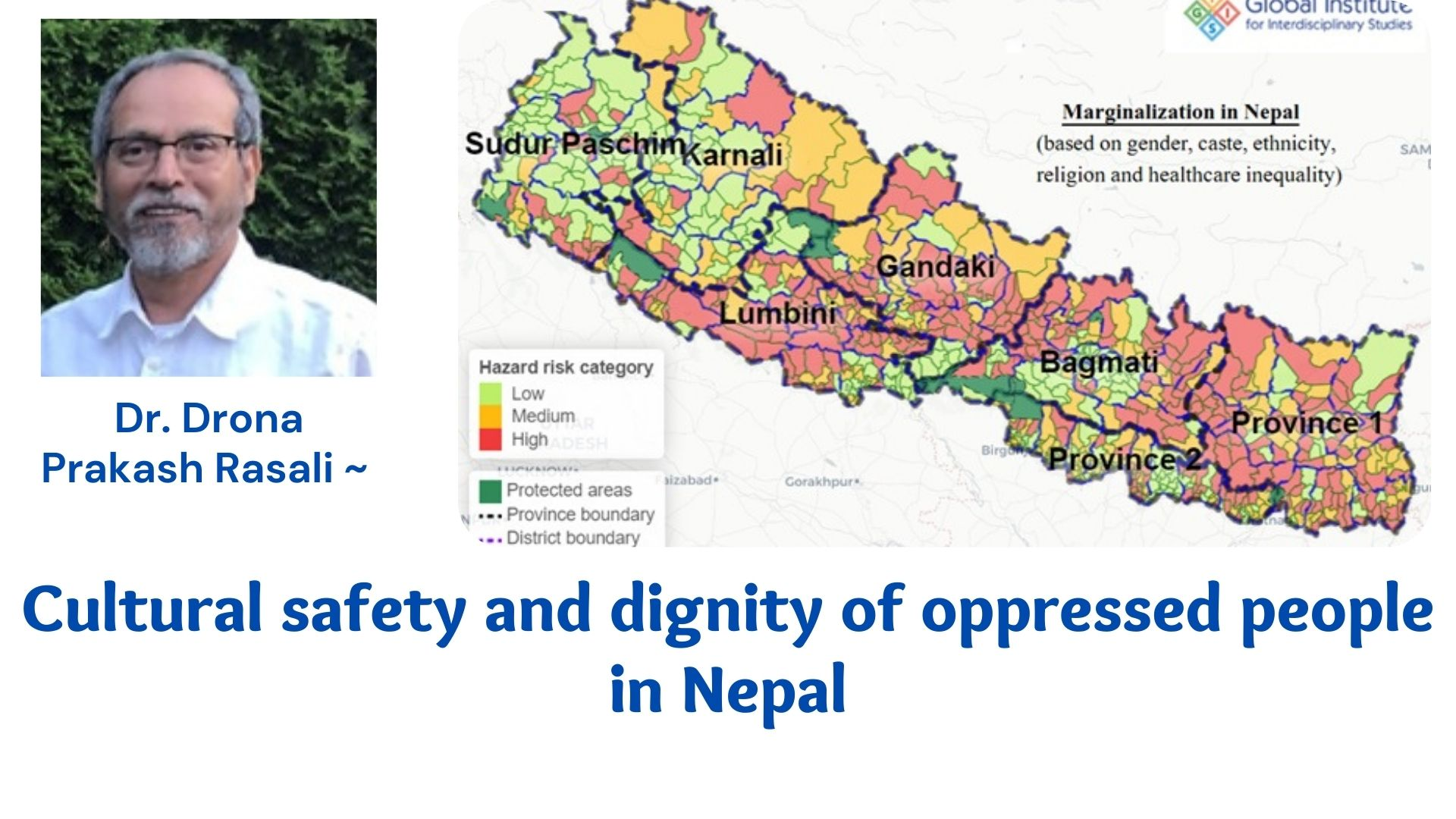 Cultural safety and dignity of oppressed people in Nepal