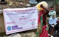 ICDR provided COVID-19 Emergency Relief Funds to Nepal
