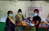 Scholarship and Relief distribution to Chepang children from Change Action Nepal (CAN)