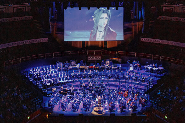 A grand stage for video game music