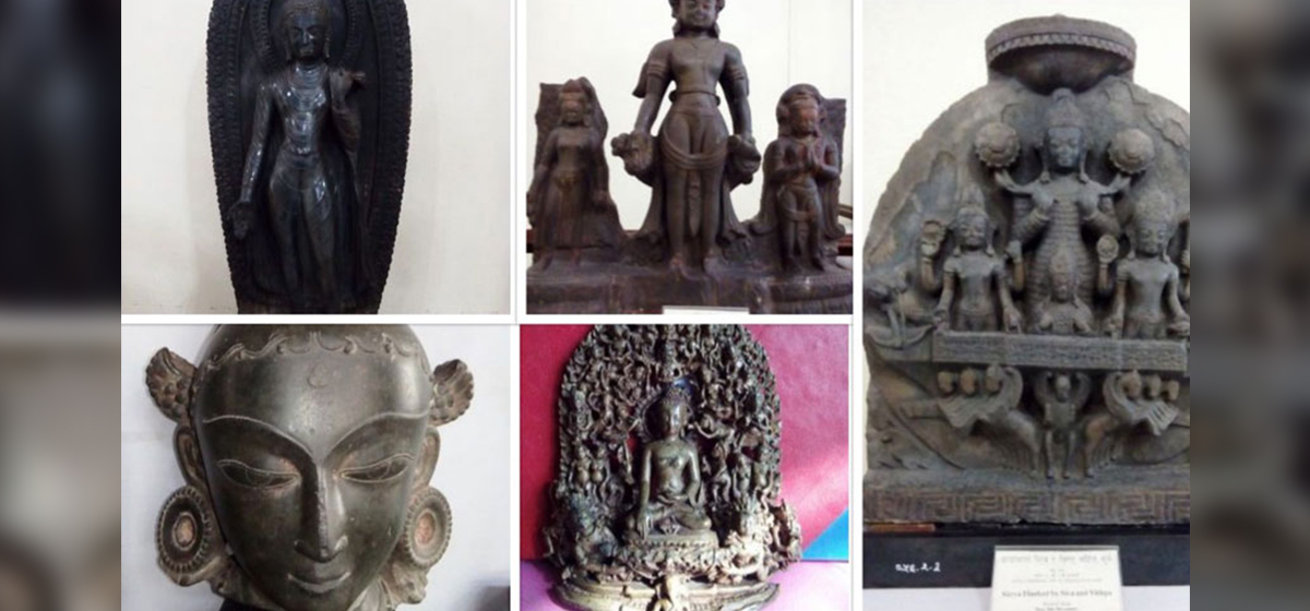 63 lost statues brought back to Nepal