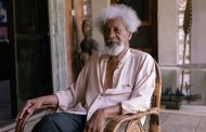 Wole Soyinka is not going anywhere